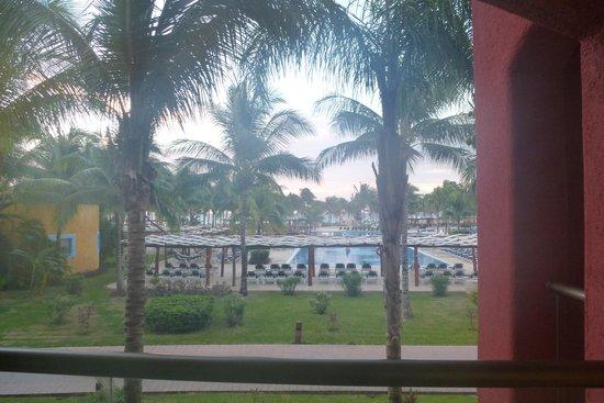 Barcelo Maya Tropical: vista dalla camera