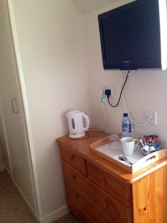 Bellavista Guest House: Room facilities