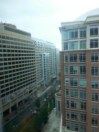 Renaissance Arlington Capital View Hotel: View