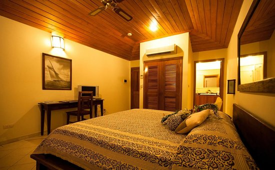 Antigua Yacht Club Marina Resort: Standard Hotel Room