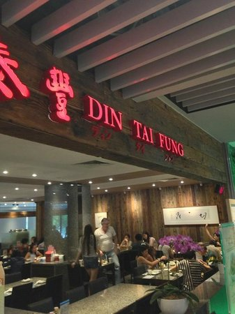 Din Tai Fung @ Orchard Road