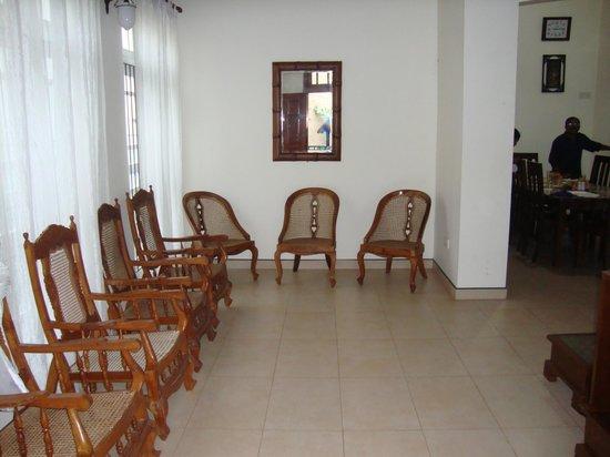 Hanthana Holiday Rooms: Entrance