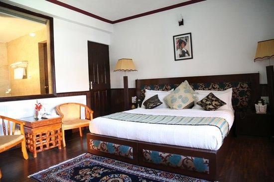 Hotel Shangrila: Rooms