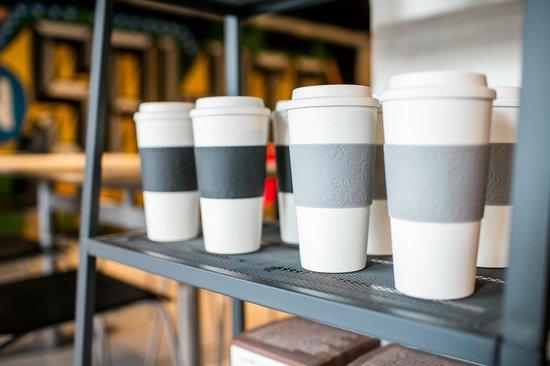 Salute Espresso: merchandise