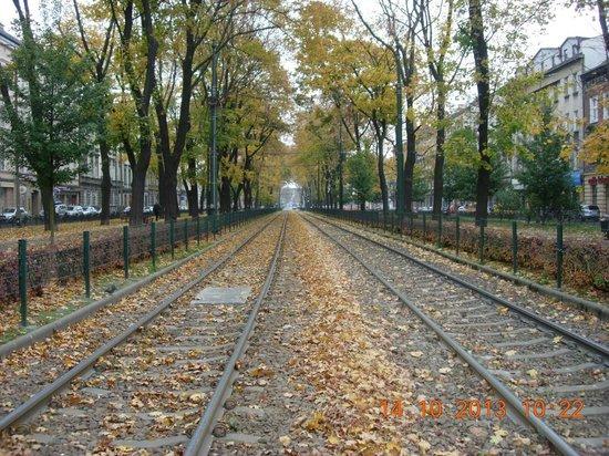 Escape2Poland - tours and transfers : Autumn tram lines