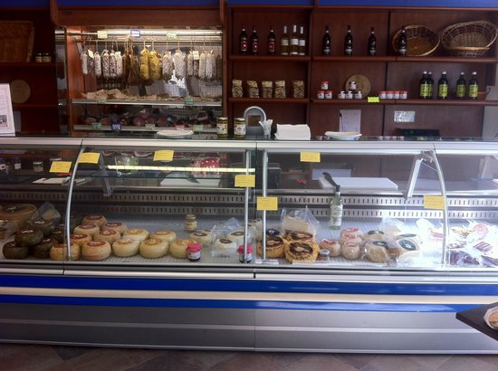 Macciano, إيطاليا: Banco Alimentare