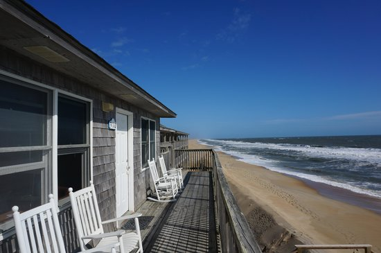 Cape Hatteras Motel : Beautiful Ocean View!