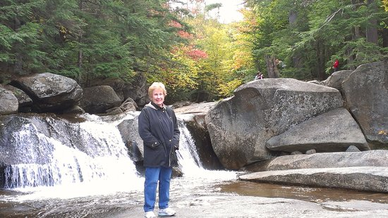 Grafton Notch State Park : Screw Auger Falls