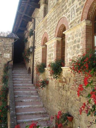 Agriturismi Il Castello La Grancia : mura interne