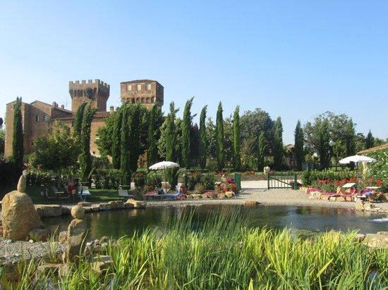 Agriturismi Il Castello La Grancia : panorama