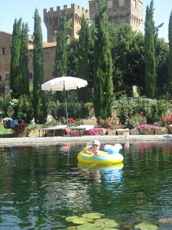 Agriturismi Il Castello La Grancia : piscina