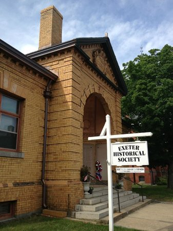 Exeter Historical Society Headquarters