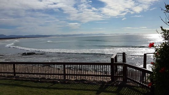 Jeffreys Bay Beach House : Morning JBay