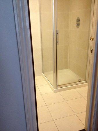 Belsize Park Apartments: The shower