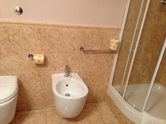 Tenuta dell'Argento Resort: Bathroom