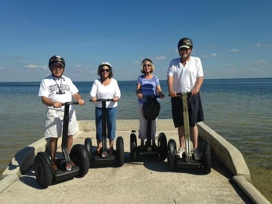St. Petersburg Segway Tours : What a Beautiful Day!