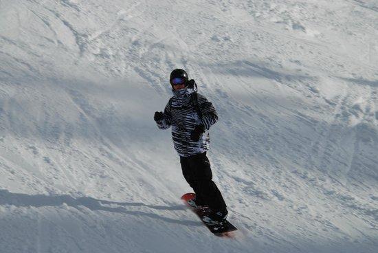 Sun Vail: Snowboarding