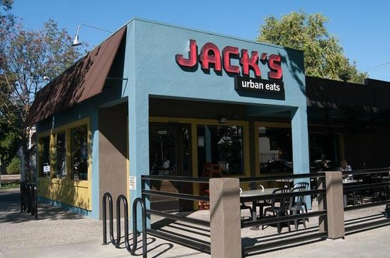 Jacks Urban Eats 20th St Jack S Eat In Downtown Sacramento