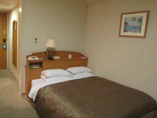 Hotel JAL City Matsuyama: ダブルルームの部屋