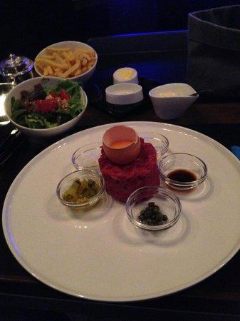 Brasserie Stefanie's : Steak Tartare