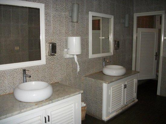 Club Eldorador Salammbo : toilette