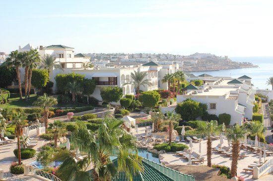 Hyatt Regency Sharm El Sheikh Resort : Grounds