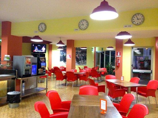 Siena Hostel Guidoriccio: Guidoriccio Lounge