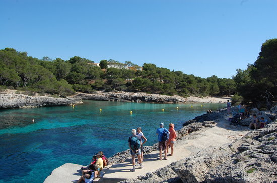 Iberostar Club Cala Barca: cala barca