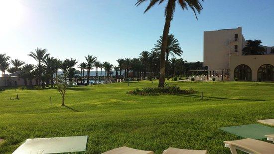 SENSIMAR Scheherazade: Garden view from room