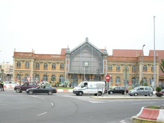 Estacion Intermodal de Almeria : Estación Intermodal(Trenes)