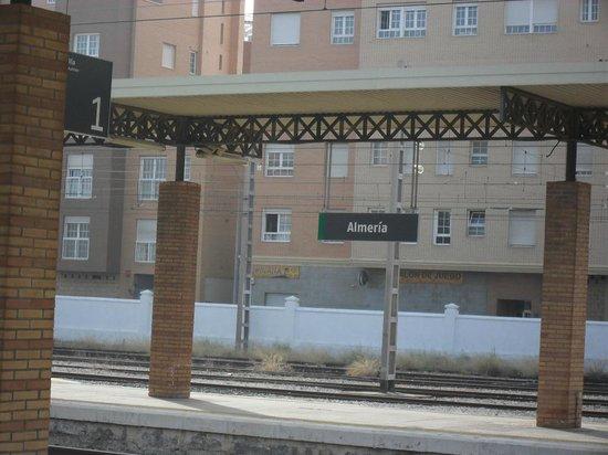 Estacion Intermodal de Almeria : Estación Intermodal (Trenes)