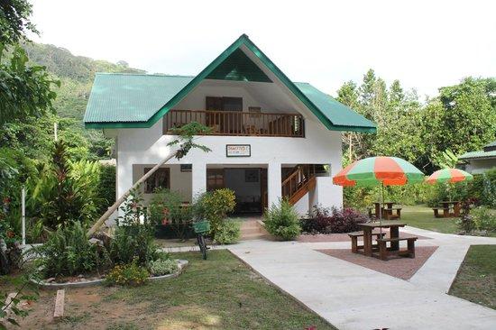 Tanette's Villa: house villa