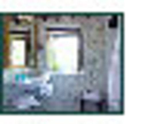 Badezimmer Podere Villole Toskana Italien