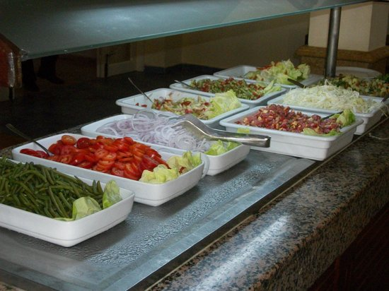 Club Eldorador Salammbo : repas