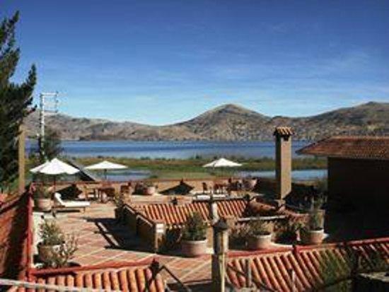 Casa Andina Premium Puno : Vista del Lago Titicaca