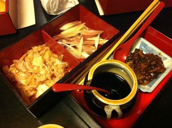 Tofuya Ukai, Owada: Tofuya Ukai Toppings for Fried Tofu