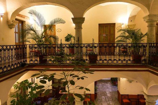 Hotel Parador San Agustin: El Patio