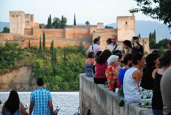 Photo Tour Granada: La Alhambra desde San Nicolas