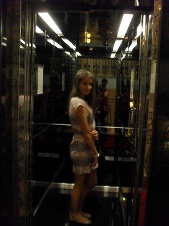 Grand Hotel Via Veneto: лифт