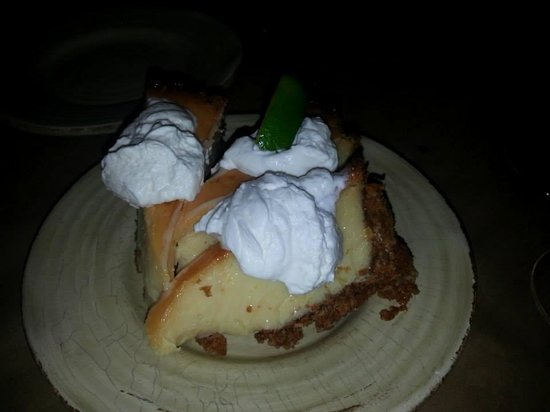 Jackie's on Corey Bistro & Catering: Key Lime Pie!