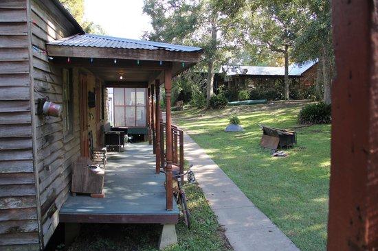 Bayou Cabins: Cabins
