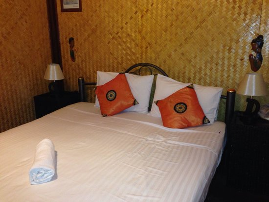 Baan Sukreep - Zen Garden Cottages : Single bed room