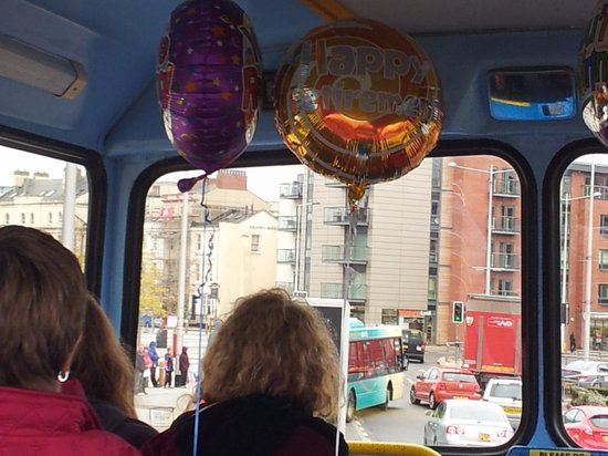 City Sightseeing Cardiff: last trip
