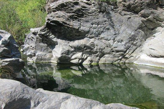 Gran Hotel Benahavis: Rock pools