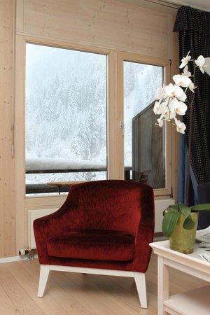 Lenkerhof gourmet spa resort: Loftsuite