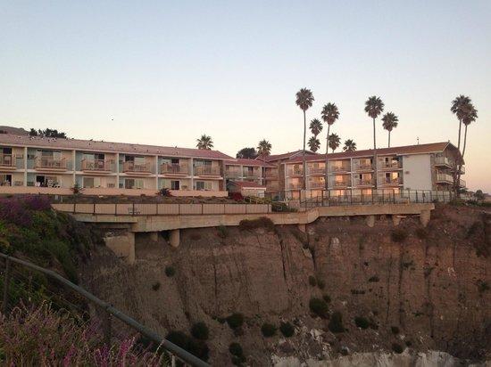 Shore Cliff Hotel : Hotel