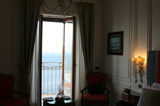 Grand Hotel Ambasciatori: Our room