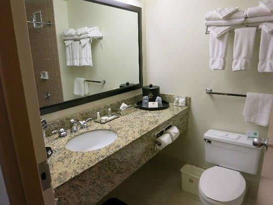 Best Western Plus Bayside Inn : バスルーム