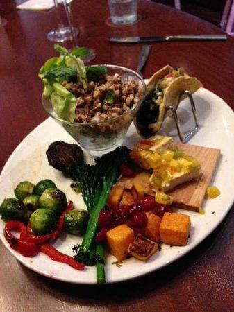 Seasons 52: Vegetarian Meal