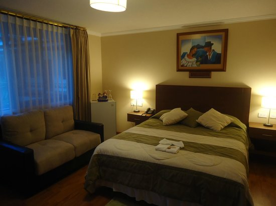 Hotel El Indio Inn: kury  Jr. lSuite
